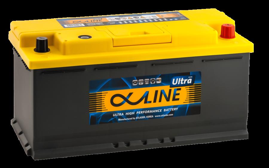 AlphaLine Ultra 110 Ач (UMF61000)