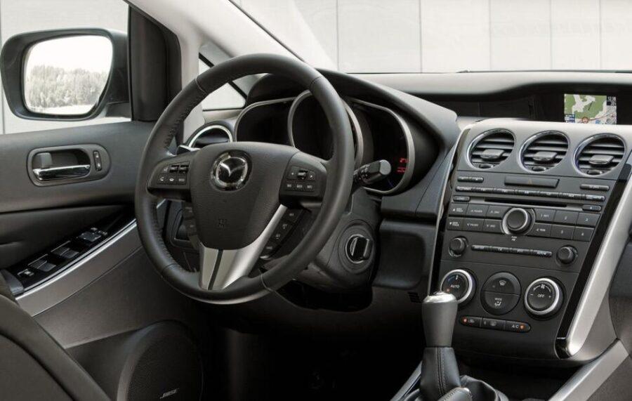 Салон Mazda CX-7