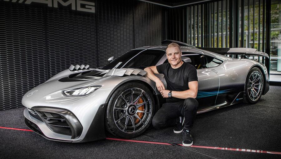 Самый быстрый немецкий автомобиль 2021 года - Mercedes-Benz AMG ONE