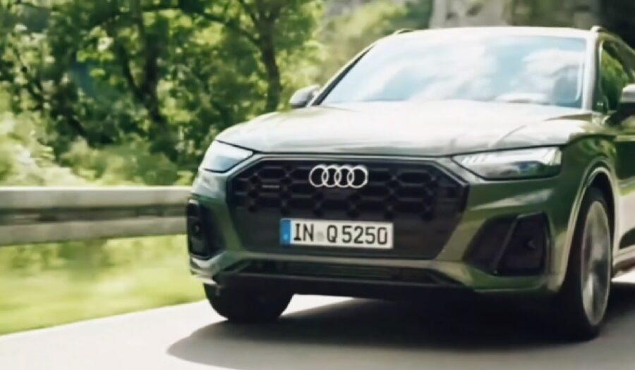 Немецкий полноприводный SUV