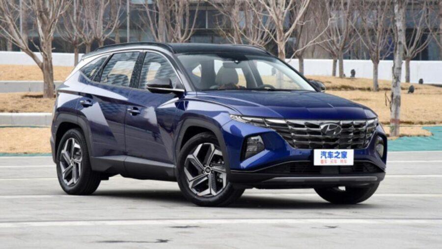 Четвертый Hyundai Tucson скоро стартует в РФ