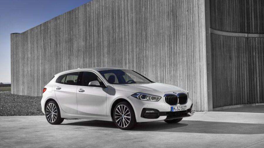 Баварский хэтч BMW 1-Series
