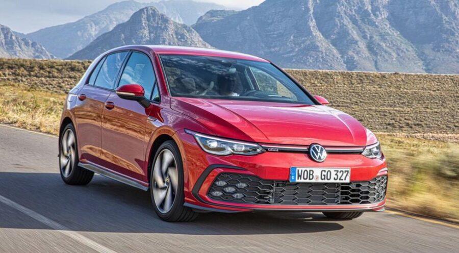 Объявлены цены нового  Volkswagen Golf для России