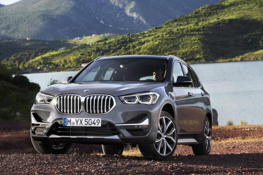 Один из самых популярных немецких авто среди девушек - BMW X1