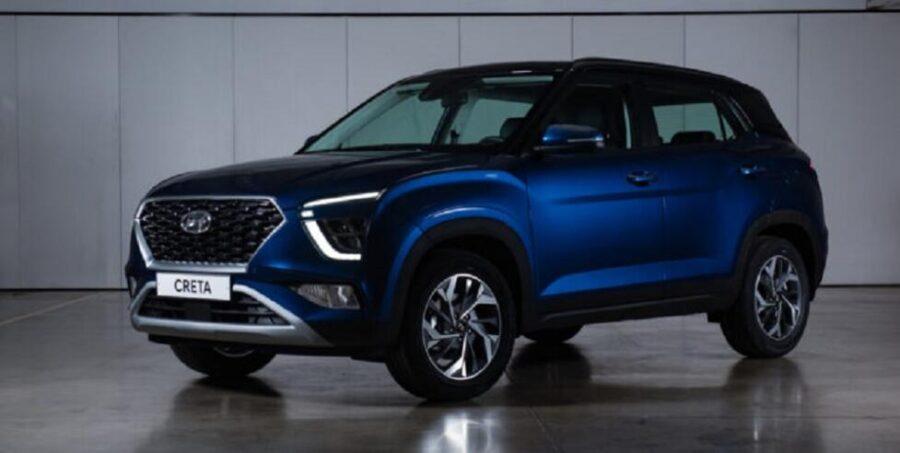 Hyundai Creta скоро  появится у российских дилеров