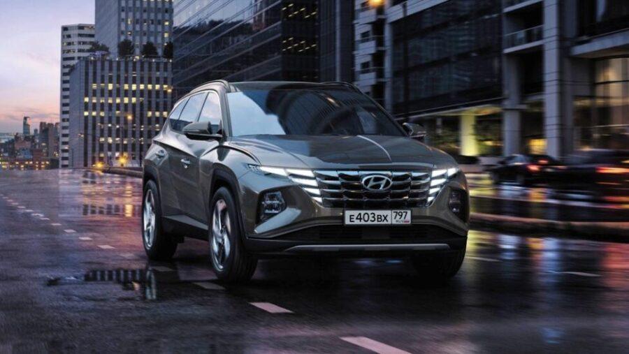 Объявлены цены и комплектации нового Hyundai Tucson