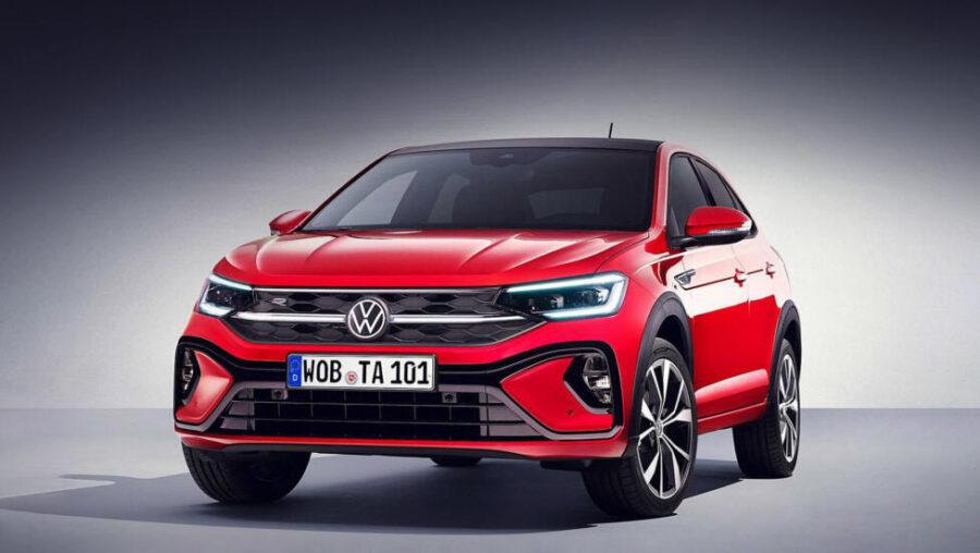 Volkswagen Taigo поступит в продажу в 2022 году