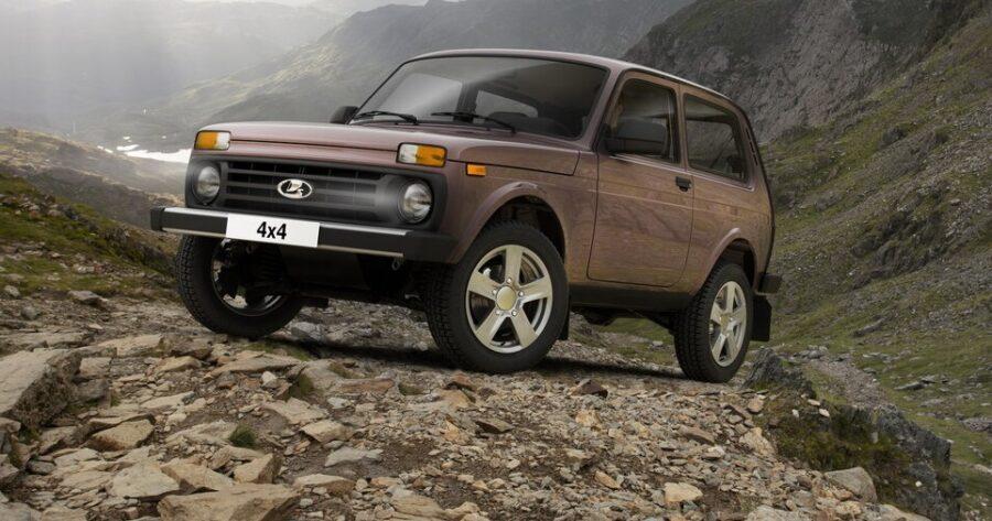Lada 4x4 - лучший отечественный внедорожник