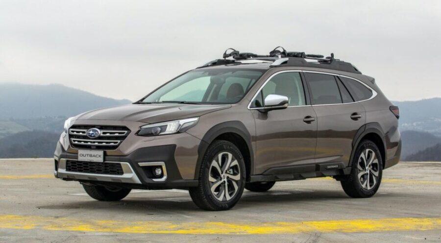Subaru Outback скоро в России