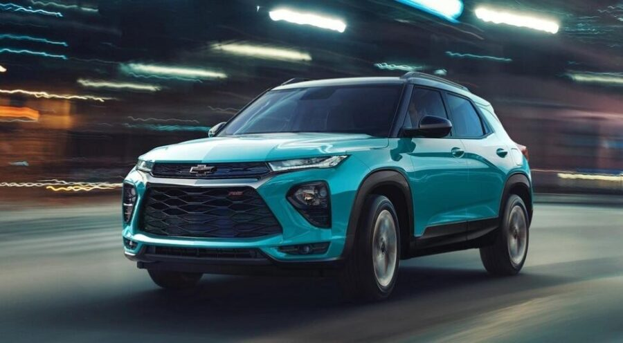Chevrolet Trailblazer скоро появится на российском рынке