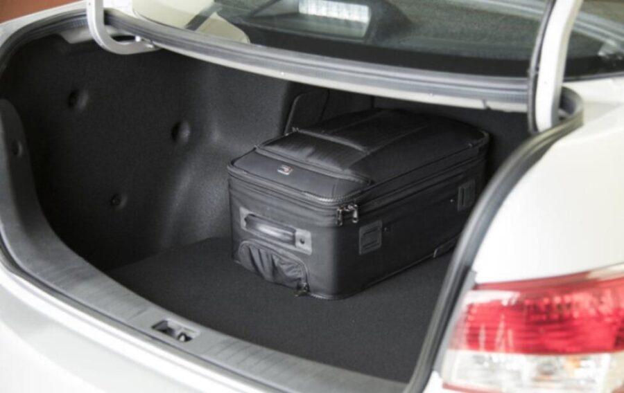 Багажник Nissan Almera