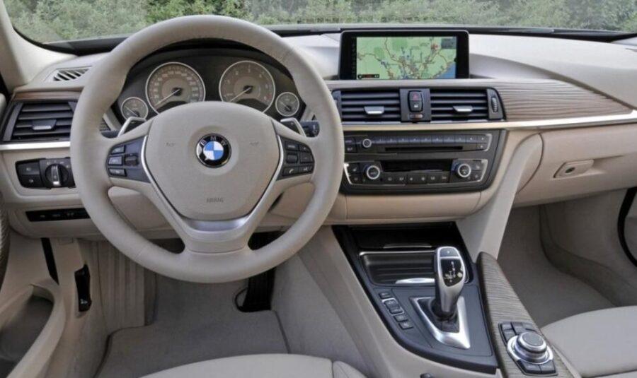 Салон BMW 3 F30