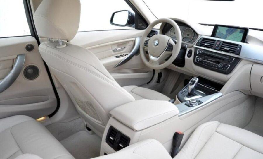 Интерьер BMW 3 F30
