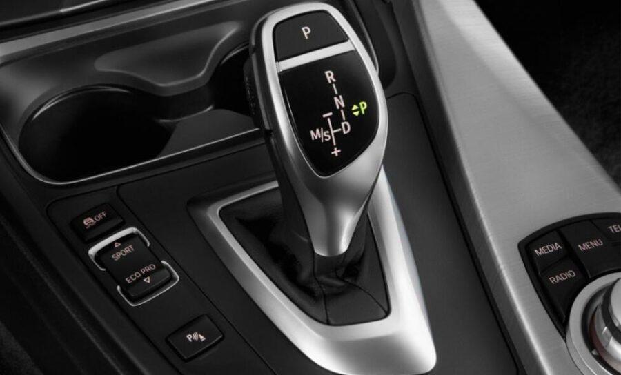 Коробка передач BMW 3 F30