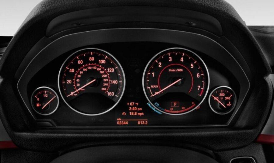 Приборная панель BMW 3 F30