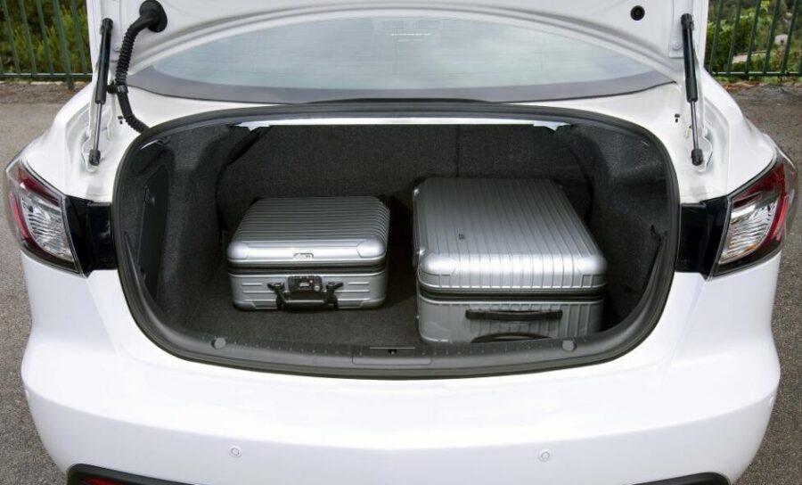 Багажник Mazda 3 bl