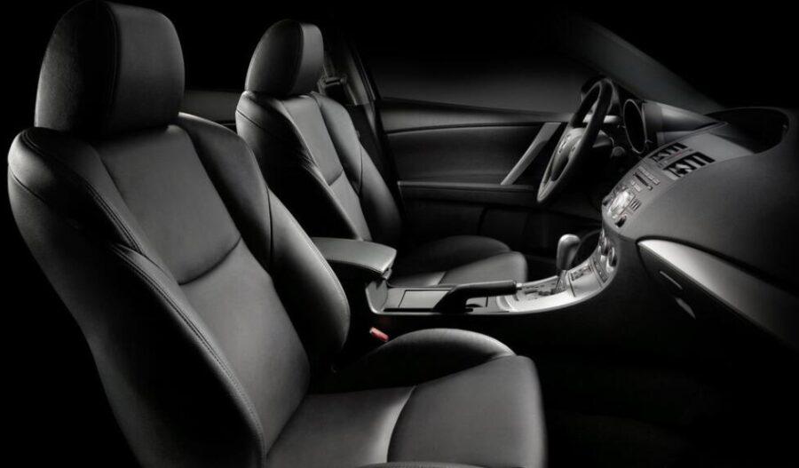 Передние кресла Mazda 3 bl